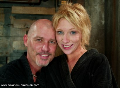 Photo number 15 from The Modeling Agent shot for Sex And Submission on Kink.com. Featuring Mark Davis and Alexa Lynn in hardcore BDSM & Fetish porn.