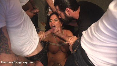 Photo number 3 from The Big Bamboozle shot for Hardcore Gangbang on Kink.com. Featuring Jasmine Jae, Damon Dice, Tommy Pistol, Jon Jon, Will Havoc and Steve Holmes in hardcore BDSM & Fetish porn.
