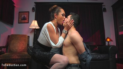 Photo number 1 from Out Foxed, Flogged, And Fucked shot for TS Seduction on Kink.com. Featuring Jessica Fox and Corbin Dallas in hardcore BDSM & Fetish porn.