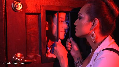 Photo number 2 from Out Foxed, Flogged, And Fucked shot for TS Seduction on Kink.com. Featuring Jessica Fox and Corbin Dallas in hardcore BDSM & Fetish porn.