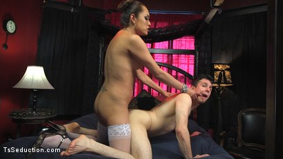 Photo number 18 from Out Foxed, Flogged, And Fucked shot for TS Seduction on Kink.com. Featuring Jessica Fox and Corbin Dallas in hardcore BDSM & Fetish porn.
