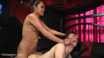 Photo number 20 from Out Foxed, Flogged, And Fucked shot for TS Seduction on Kink.com. Featuring Jessica Fox and Corbin Dallas in hardcore BDSM & Fetish porn.