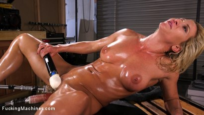 Photo number 13 from Ariel X Double Penetrated and Squirting Everywhere shot for Fucking Machines on Kink.com. Featuring Ariel X in hardcore BDSM & Fetish porn.
