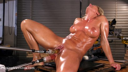 Photo number 15 from Ariel X Double Penetrated and Squirting Everywhere shot for Fucking Machines on Kink.com. Featuring Ariel X in hardcore BDSM & Fetish porn.