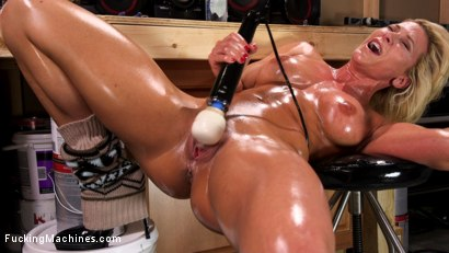 Photo number 4 from Ariel X Double Penetrated and Squirting Everywhere shot for Fucking Machines on Kink.com. Featuring Ariel X in hardcore BDSM & Fetish porn.