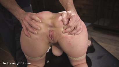 Photo number 17 from Fear Training: Stella Cox shot for The Training Of O on Kink.com. Featuring Stella Cox  and Bill Bailey in hardcore BDSM & Fetish porn.