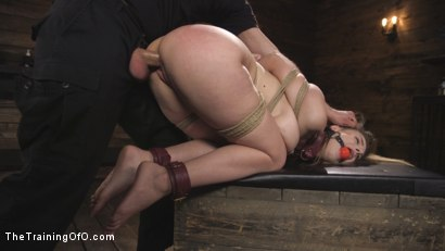 Photo number 22 from Fear Training: Stella Cox shot for The Training Of O on Kink.com. Featuring Stella Cox  and Bill Bailey in hardcore BDSM & Fetish porn.