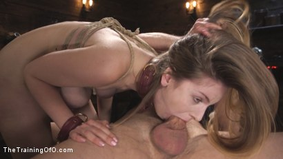 Photo number 34 from Fear Training: Stella Cox shot for The Training Of O on Kink.com. Featuring Stella Cox  and Bill Bailey in hardcore BDSM & Fetish porn.