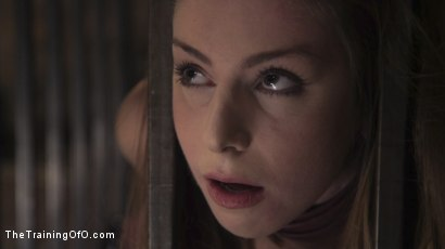 Photo number 2 from Fear Training: Stella Cox shot for The Training Of O on Kink.com. Featuring Stella Cox  and Bill Bailey in hardcore BDSM & Fetish porn.
