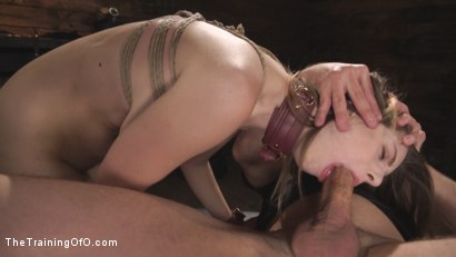 Photo number 33 from Fear Training: Stella Cox shot for The Training Of O on Kink.com. Featuring Stella Cox  and Bill Bailey in hardcore BDSM & Fetish porn.
