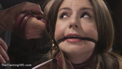 Photo number 3 from Fear Training: Stella Cox shot for The Training Of O on Kink.com. Featuring Stella Cox  and Bill Bailey in hardcore BDSM & Fetish porn.