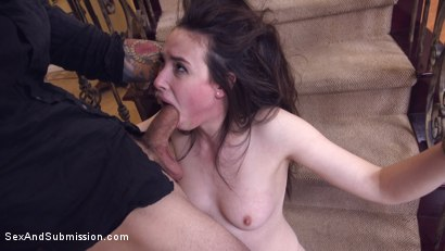 Photo number 3 from Pay to Play shot for Sex And Submission on Kink.com. Featuring Casey Calvert  and Small Hands in hardcore BDSM & Fetish porn.