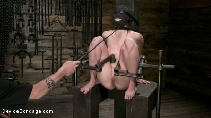 Photo number 12 from WARNING!! DEVASTATING TORMENT AND EXTREME SUFFERING!!! shot for Device Bondage on Kink.com. Featuring Ashley Lane and The Pope in hardcore BDSM & Fetish porn.