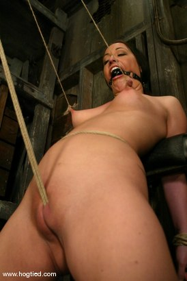 Photo number 6 from Kylee King shot for Hogtied on Kink.com. Featuring Kylee King in hardcore BDSM & Fetish porn.