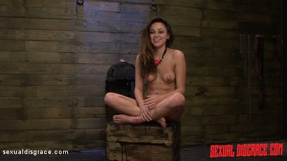 Photo number 16 from Zoey Foxx Becomes the Perfect Sex Slave with Proper Training shot for Sexual Disgrace on Kink.com. Featuring Zoey Foxx and James Kickstand in hardcore BDSM & Fetish porn.