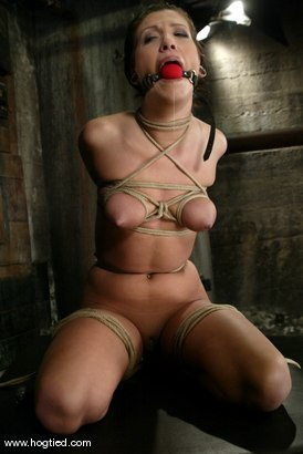 Photo number 5 from Roxy DeVille shot for Hogtied on Kink.com. Featuring Roxy DeVille in hardcore BDSM & Fetish porn.