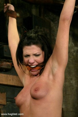 Photo number 9 from Roxy DeVille shot for Hogtied on Kink.com. Featuring Roxy DeVille in hardcore BDSM & Fetish porn.