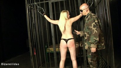 Photo number 4 from Interrogation Of A Thief: Angel Spice, Ram shot for Bizarre Video on Kink.com. Featuring RAM in hardcore BDSM & Fetish porn.