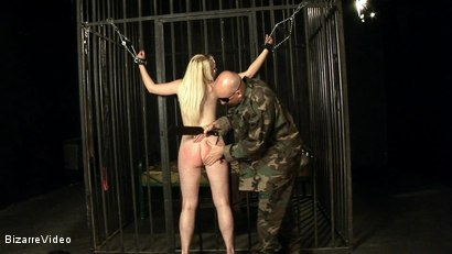 Photo number 7 from Interrogation Of A Thief: Angel Spice, Ram shot for Bizarre Video on Kink.com. Featuring RAM in hardcore BDSM & Fetish porn.