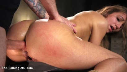 Photo number 10 from Breaking in the New Recruit: Moka Mora shot for The Training Of O on Kink.com. Featuring Moka Mora and Tommy Pistol in hardcore BDSM & Fetish porn.