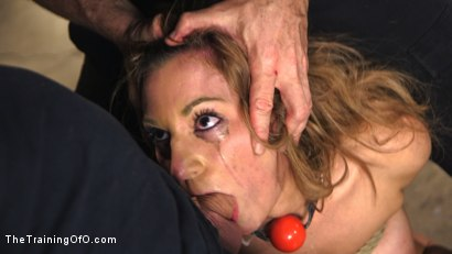Photo number 6 from Breaking in the New Recruit: Moka Mora shot for The Training Of O on Kink.com. Featuring Moka Mora and Tommy Pistol in hardcore BDSM & Fetish porn.