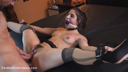 Photo number 11 from The Sex Toy shot for Sex And Submission on Kink.com. Featuring Xander Corvus and Abella Danger in hardcore BDSM & Fetish porn.
