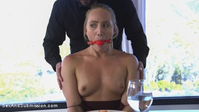Photo number 4 from Chance to Advance shot for Sex And Submission on Kink.com. Featuring Lucas Frost , AJ Applegate and Tommy Pistol in hardcore BDSM & Fetish porn.