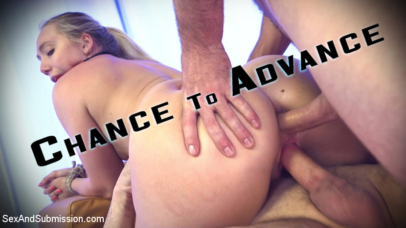 SexAndSubmission - Chance to Advance