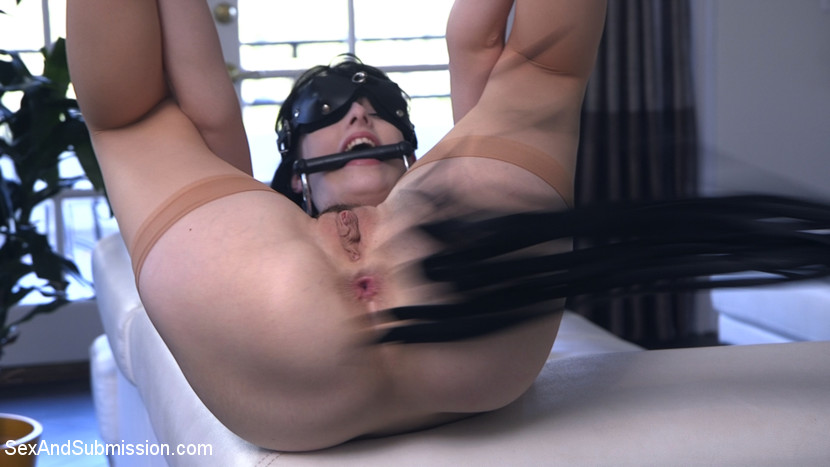 Alex Harper nude and flogged