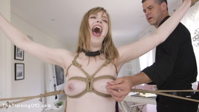 Photo number 13 from Pleasure Training: Dolly Leigh shot for The Training Of O on Kink.com. Featuring Owen Gray and Dolly Leigh in hardcore BDSM & Fetish porn.