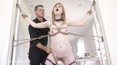Photo number 16 from Pleasure Training: Dolly Leigh shot for The Training Of O on Kink.com. Featuring Owen Gray and Dolly Leigh in hardcore BDSM & Fetish porn.