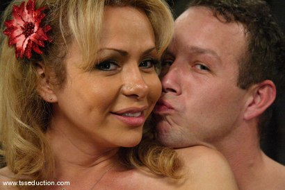 Photo number 15 from Billy and Gia Darling shot for TS Seduction on Kink.com. Featuring Gia Darling and Billy in hardcore BDSM & Fetish porn.