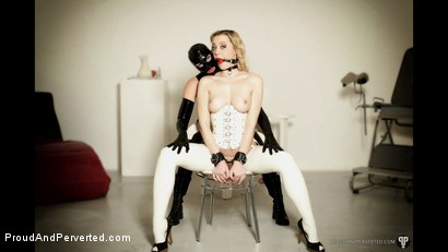 Photo number 1 from BODY FLUID PUNISHMENT: Annette Schwarz, Madame Adore shot for Proud and Perverted on Kink.com. Featuring Annette Schwarz in hardcore BDSM & Fetish porn.