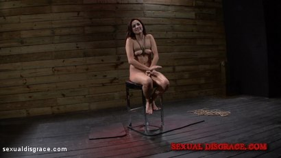 Photo number 16 from Stella May Enjoys Being Used shot for Sexual Disgrace on Kink.com. Featuring Stella May and James Kickstand in hardcore BDSM & Fetish porn.