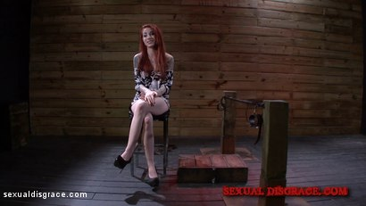 Photo number 2 from Sheena Rose's Tight Pussy is Left Gaping shot for Sexual Disgrace on Kink.com. Featuring Sheena Rose in hardcore BDSM & Fetish porn.
