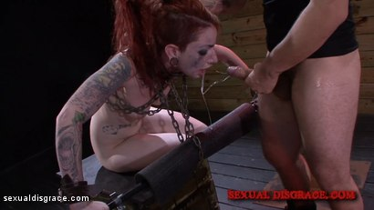 Photo number 15 from Sheena Rose's Tight Pussy is Left Gaping shot for Sexual Disgrace on Kink.com. Featuring Sheena Rose in hardcore BDSM & Fetish porn.