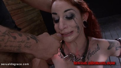 Photo number 5 from Sheena Rose's Tight Pussy is Left Gaping shot for Sexual Disgrace on Kink.com. Featuring Sheena Rose and James Kickstand in hardcore BDSM & Fetish porn.