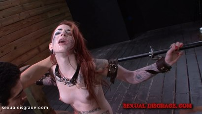 Photo number 9 from Sheena Rose's Tight Pussy is Left Gaping shot for Sexual Disgrace on Kink.com. Featuring Sheena Rose and James Kickstand in hardcore BDSM & Fetish porn.
