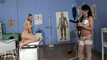 Photo number 10 from Dr. Lush's Office: Lea Lexis, Carol/Domnika shot for Bizarre Video on Kink.com. Featuring Lea Lexis in hardcore BDSM & Fetish porn.