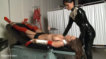 Photo number 6 from Nasty Nurse: Kiera King, Alyssa Reece shot for Bizarre Video on Kink.com. Featuring Kiera King and Alyssa Reece in hardcore BDSM & Fetish porn.