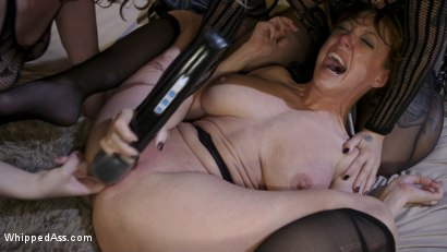 Photo number 21 from Boss Bitch Turned Anal Whore: Dee Williams Gets Double Stuffed shot for Whipped Ass on Kink.com. Featuring Kleio Valentien, Cherry Torn and Dee Williams in hardcore BDSM & Fetish porn.