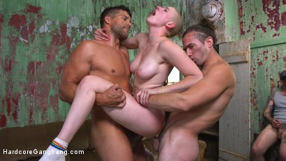 Photo number 22 from ANGEL FACE: Gorgeous Riley Nixon Double Penetrated In Desert Gangbang shot for Hardcore Gangbang on Kink.com. Featuring Riley Nixon, Tommy Pistol, Ramon Nomar, Will Havoc, Tarzan and Mr. Pete in hardcore BDSM & Fetish porn.