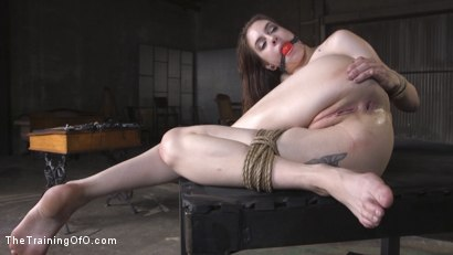 Photo number 25 from Extreme Anal Training: Anna De Ville shot for The Training Of O on Kink.com. Featuring Tommy Pistol and Anna De Ville in hardcore BDSM & Fetish porn.