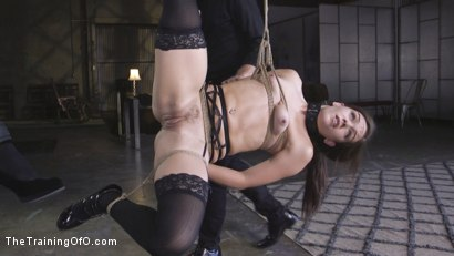 Photo number 20 from Two Submissive Sluts shot for The Training Of O on Kink.com. Featuring Tommy Pistol, Bobbi Dylan and Kimber Woods in hardcore BDSM & Fetish porn.