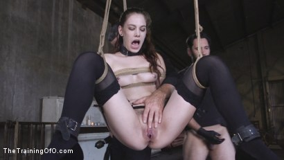 Photo number 21 from Two Submissive Sluts shot for The Training Of O on Kink.com. Featuring Tommy Pistol, Bobbi Dylan and Kimber Woods in hardcore BDSM & Fetish porn.