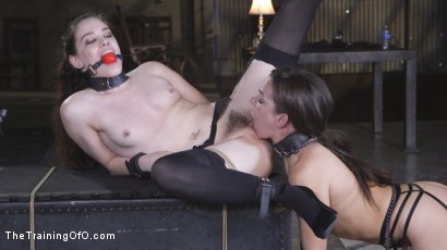 Photo number 29 from Two Submissive Sluts shot for The Training Of O on Kink.com. Featuring Tommy Pistol, Bobbi Dylan and Kimber Woods in hardcore BDSM & Fetish porn.