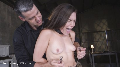 Photo number 12 from Two Submissive Sluts shot for The Training Of O on Kink.com. Featuring Tommy Pistol, Bobbi Dylan and Kimber Woods in hardcore BDSM & Fetish porn.