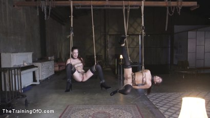 Photo number 18 from Two Submissive Sluts shot for The Training Of O on Kink.com. Featuring Tommy Pistol, Bobbi Dylan and Kimber Woods in hardcore BDSM & Fetish porn.