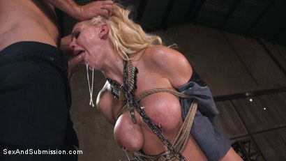 Photo number 4 from The Senator's Daughter shot for Sex And Submission on Kink.com. Featuring Kenzie Taylor and Ramon Nomar in hardcore BDSM & Fetish porn.