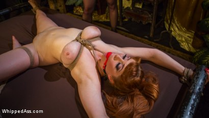 Photo number 12 from Lesbian Femdom Role Switch Leaves Both Women Begging For More shot for Whipped Ass on Kink.com. Featuring Penny Pax and Carissa Montgomery in hardcore BDSM & Fetish porn.